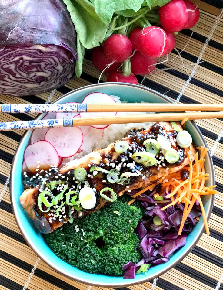 zalm teriyaki bowl recept_ - 2