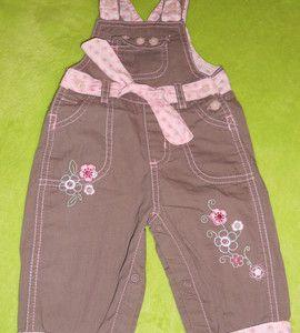 Spodnie ogrodniczki http://dzieciociuszek.pl/products/9508