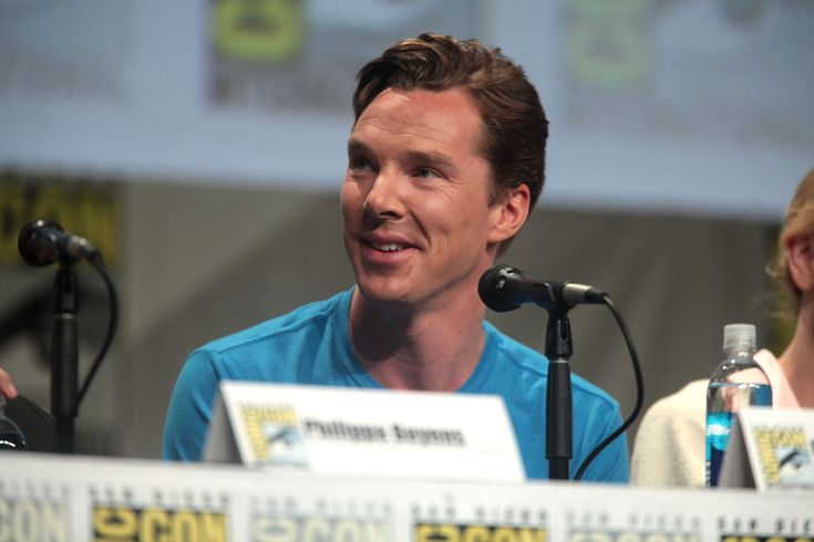 Benedict Cumberbatch Cast as the Title Character in the Upcoming Marvel Movie 'Doctor Strange'
