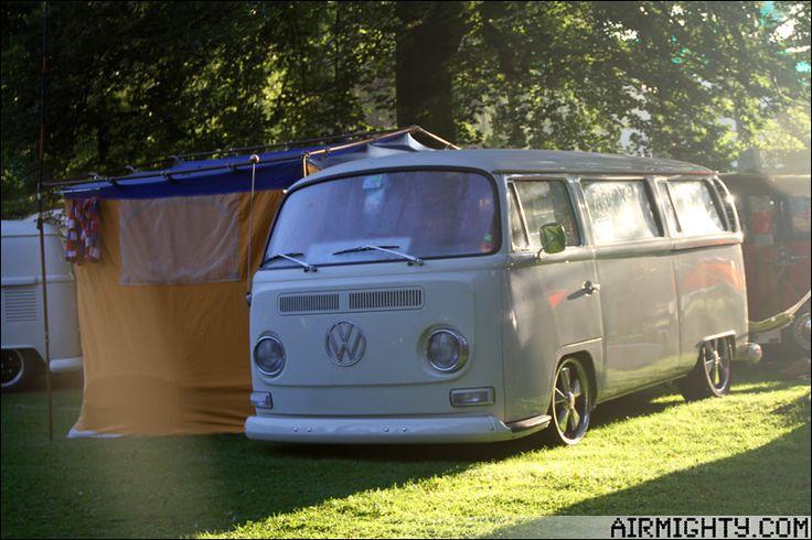 AirMighty.com: hava soğutmalı VW Sitesi - 2012 AirMighty Yaz Piknik
