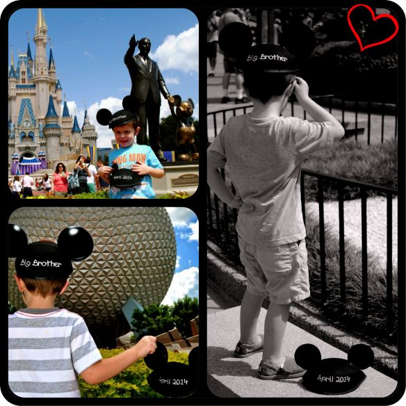 This would be so cute to do with Reaghan Disney pregnancy announcement idea.