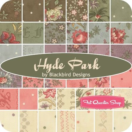 460 best quilts blackbird designs images on pinterest for Garden party fabric by blackbird designs