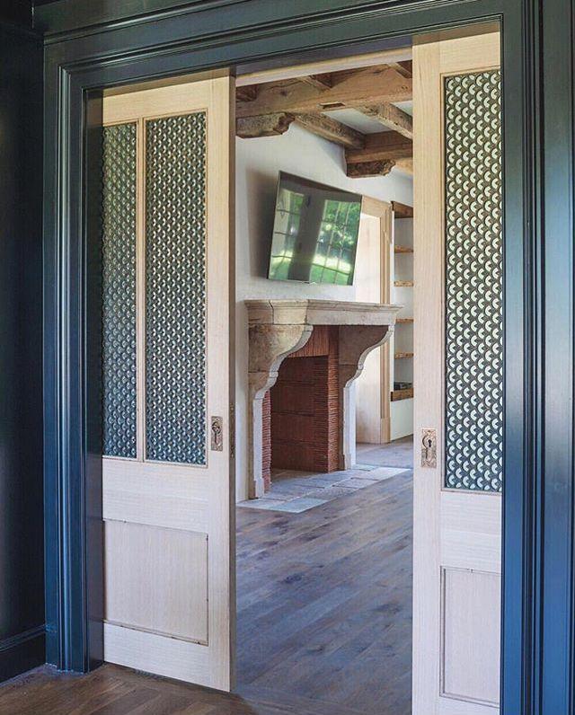 Reveal A Whole New Design With Pocket Doors Slidingdoor