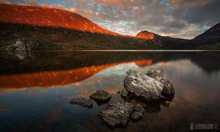 Dove Lake, Tasmania by Lee Duguid on 500px