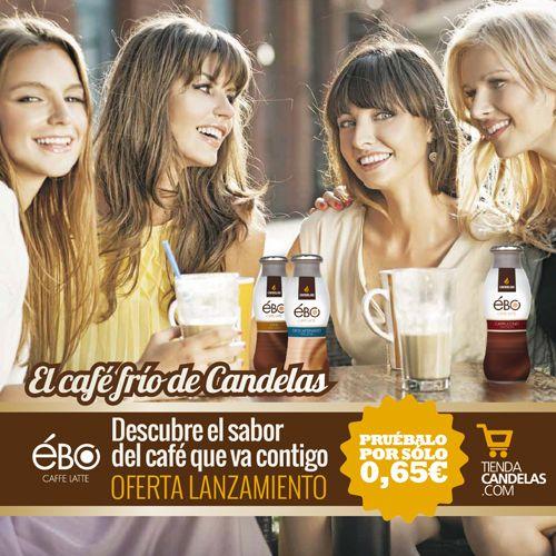 Nueva promoción Ébo Caffe Latte