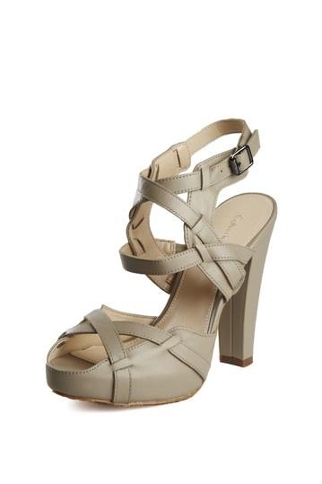 Calvin Klein Parma Platform Sandal on HauteLook
