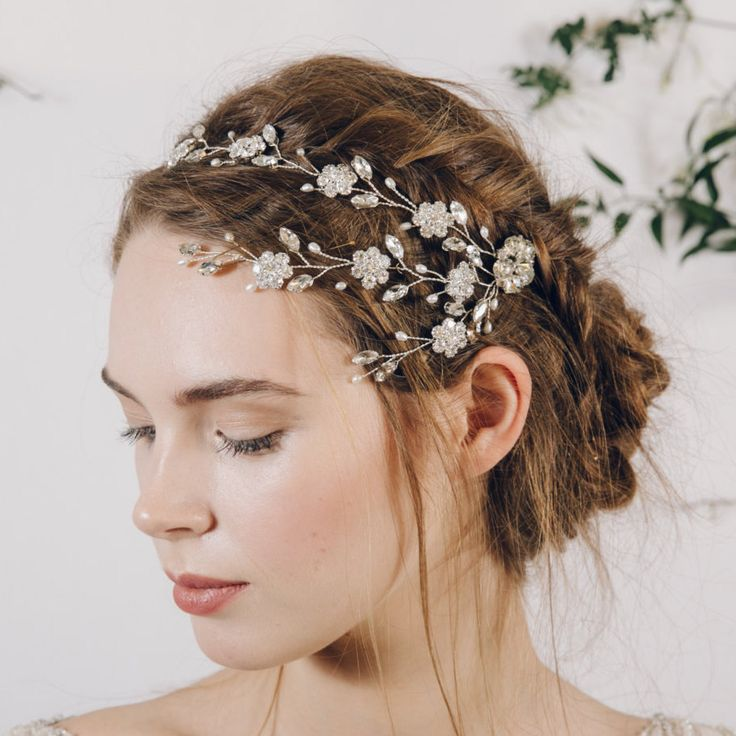 Bridal Hair Accessories Boho : 85 best wedding debbie carlisle hair accessories images on