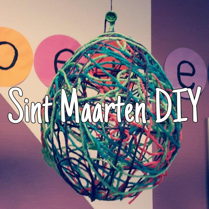 ★ Lampion ★ Mooie lantaarn voor Sint Maarten zelf maken #leukmetkids #SintMaarten