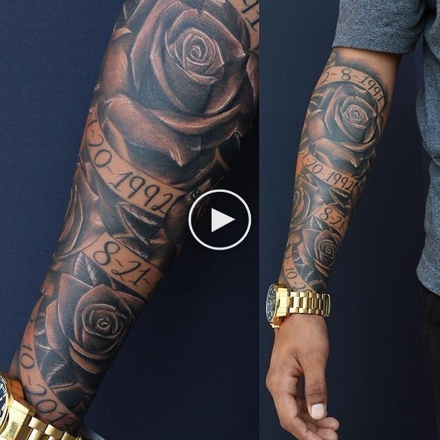 Forearmtattoos Forearmsleevetattoos Best Sleeve Tattoos Sleeve Tattoos Tattoos