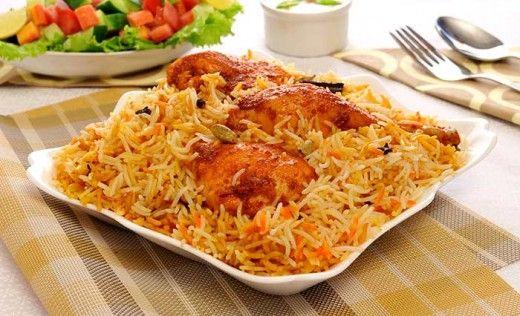 Pakistani Ramadan Recipes - Sofiyani Biryani