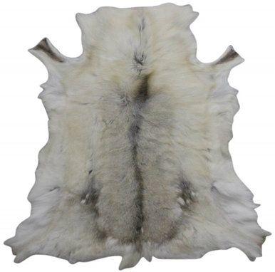 Reindeer rug from xmas market