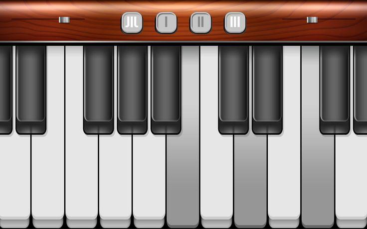 Sanal Piyano Piyano Oyun