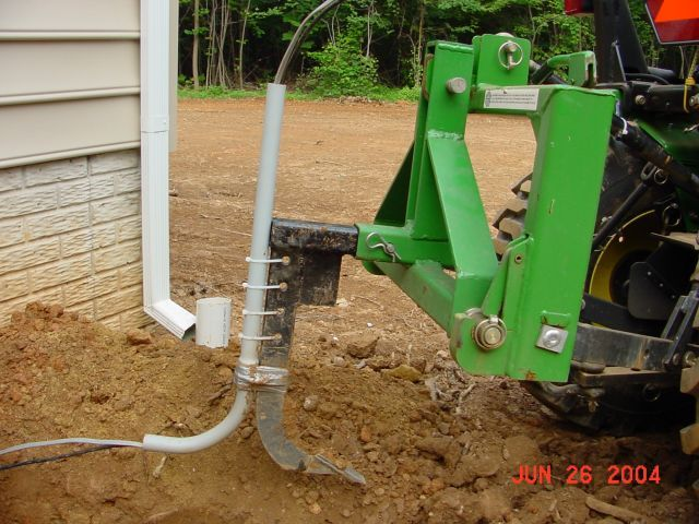 Diy Tractor Accessories : Homemade pt hitch attachments ftempo