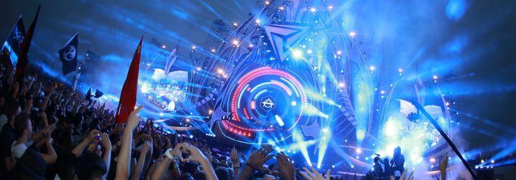 Электронная музыка в Китае