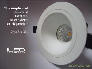 """""""La simplicidad llevada al extremo, se convierte en elegancia."""" John Franklin #design#interiordesign #diseño #diseñodeinteriores #diseñointerior#decoracion #interiorismo #lighting #lightingdesign"""