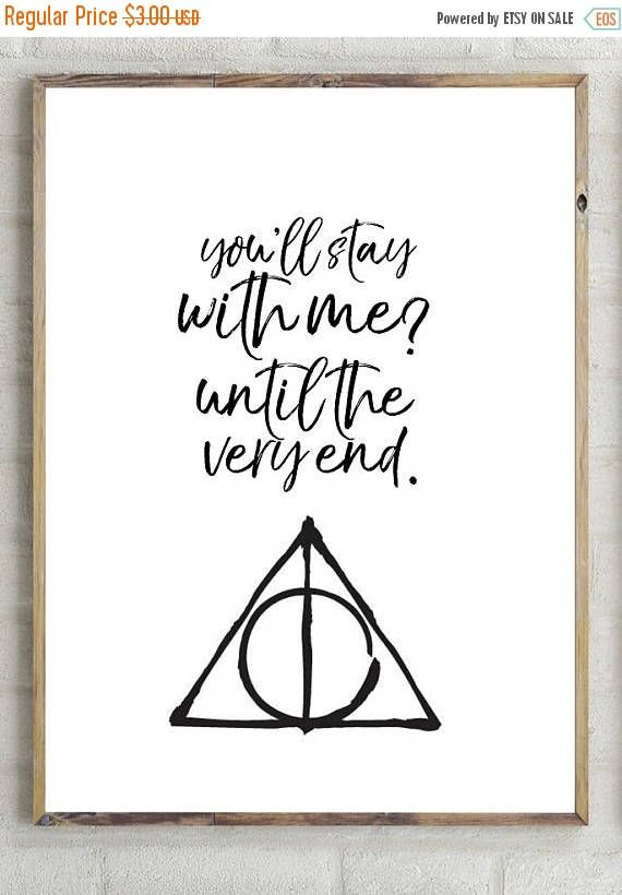 60%OFF harry potter sign harry potter bedroom quote harry