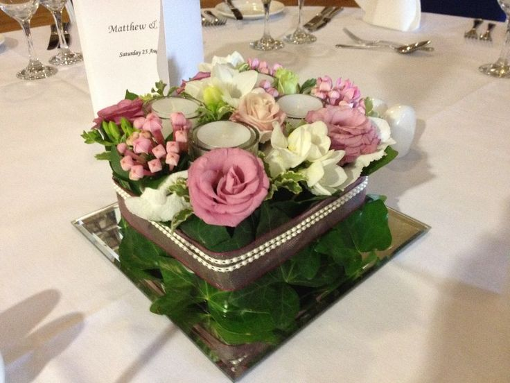 Venue Decorations | Vickys Flowers - Wedding Flower service with style and creativity | East Calder , West Lothian