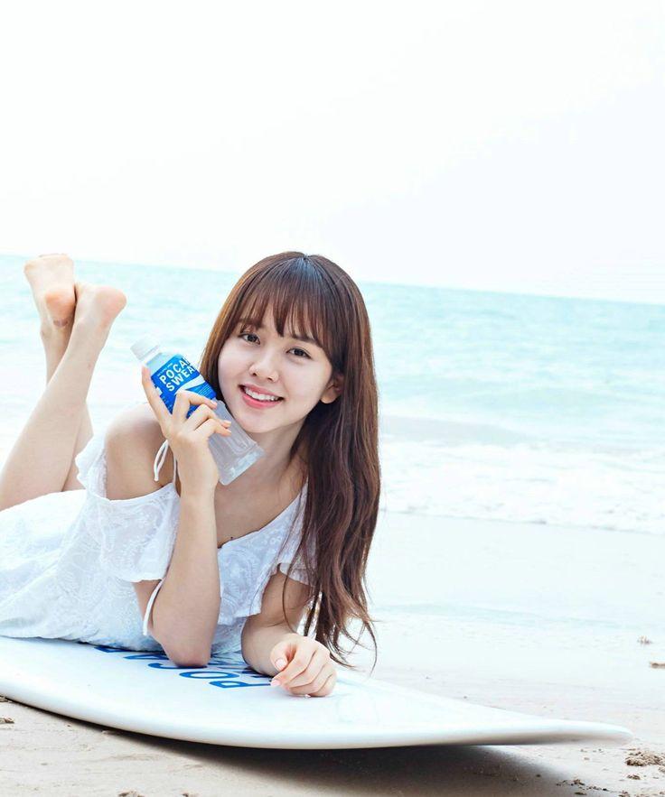 Kim So Hyun - Pocari Sweat 2015