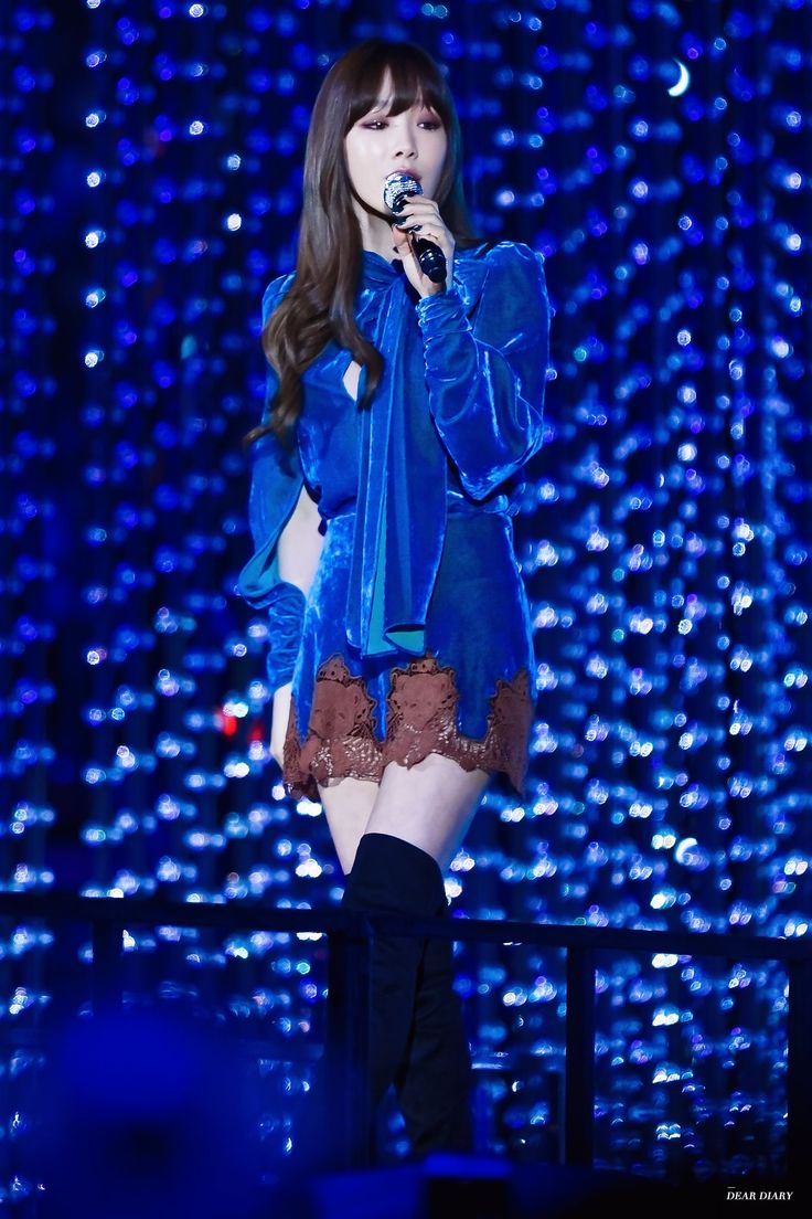 161202 Taeyeon - 2016 MAMA