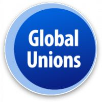 Global Unions are international trade union organisations working together with a shared commitment to the ideals and principles of the trade union movement. They share a common determination to organize, to defend human rights and labour standards everywhere, and to promote the growth of trade unions for the benefit of all working men and women and their families. http://www.global-unions.org;