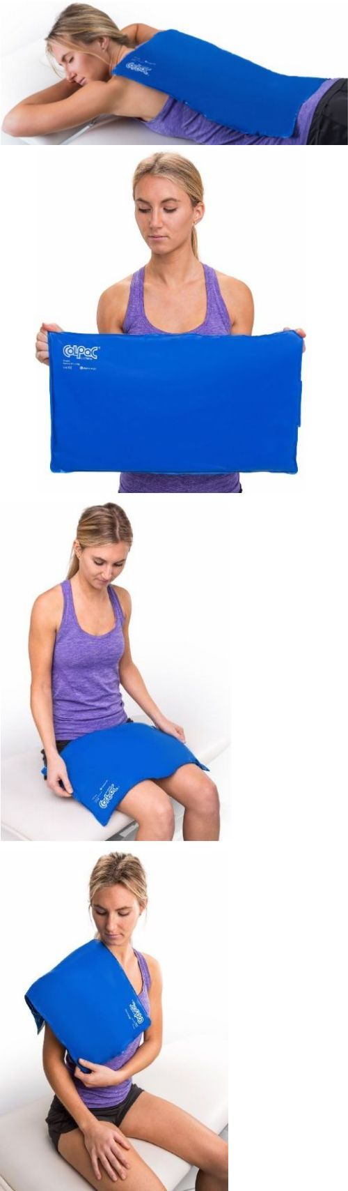 Cold and Hot Packs and Wraps: Cold Therapy Pad Reusable Gel Ice Pack Pain Relief Sports Injury X-Large No Tax -> BUY IT NOW ONLY: $30.75 on eBay!