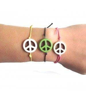 Azie Expert:Armband Peace