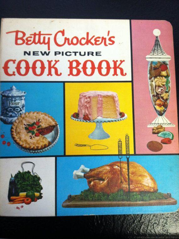 Betty Crocker Vintage Cookbooks 108
