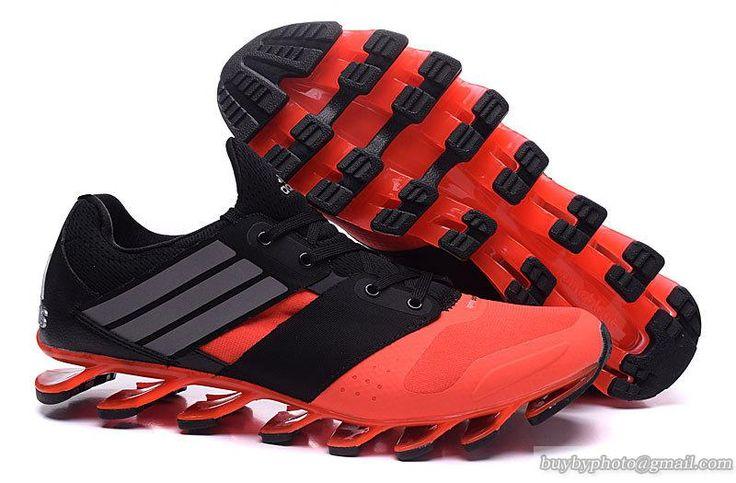 ... Mens Adidas Springblade V Running Shoes RedBlack cheapshoes sneakers  runningshoes Adidas springblade ignite ... eb2dfaad3
