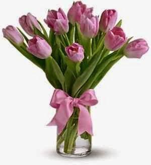 Hand Bouquet Bunga Tulip | Toko Bunga by Florist Jakarta