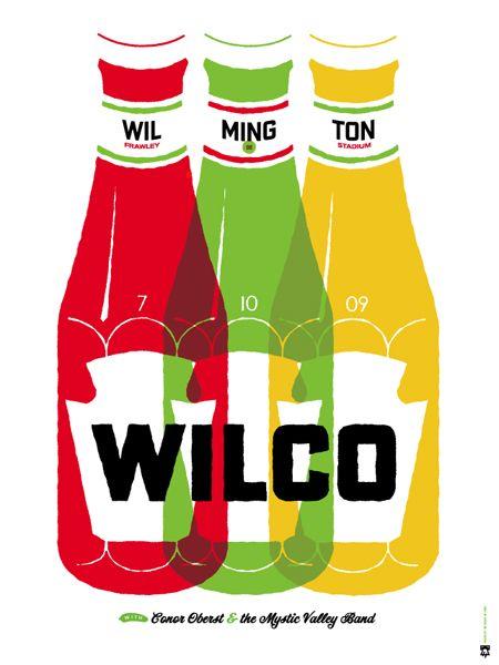 Wilco. 2009