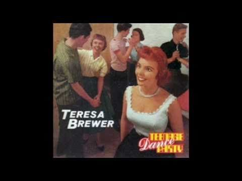 "1956 ""A Tear Fell"" by Teresa Brewer"