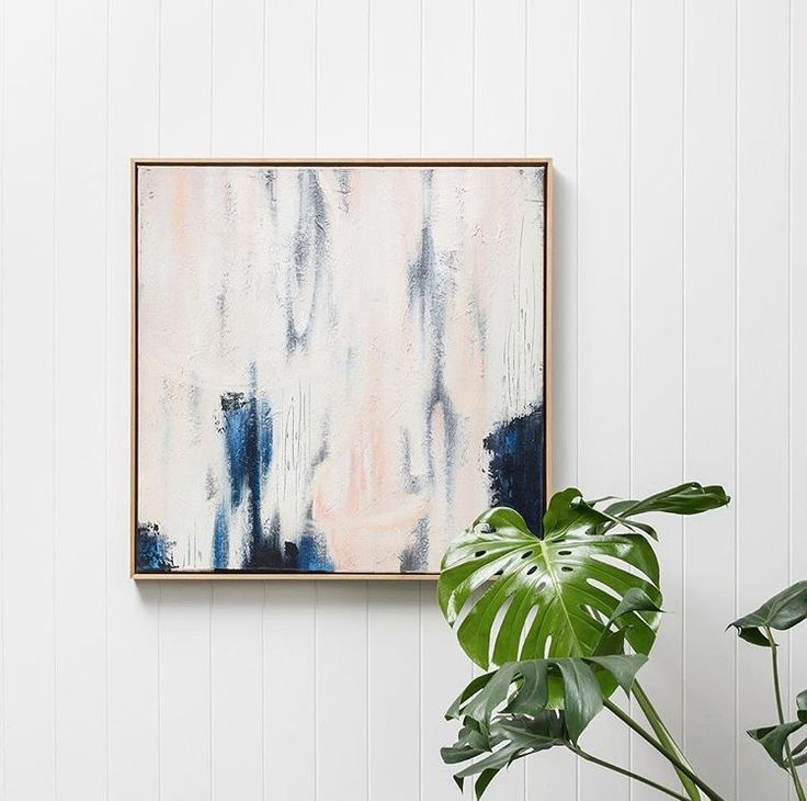 F R E D R I K A ••• by Sarah Brooke in all its pastel glory. Middle of nowhere art available now at HJs.