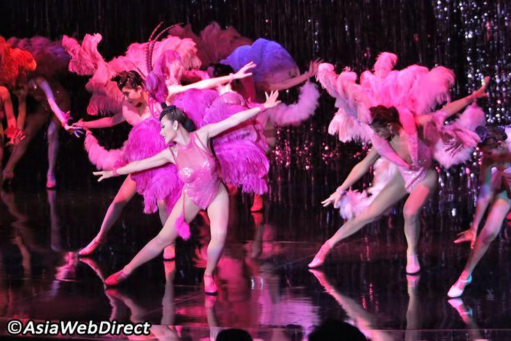 Calypso Ladyboy Show in Bangkok - Bangkok Tours