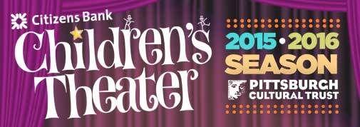 Pittsburgh children's theater series