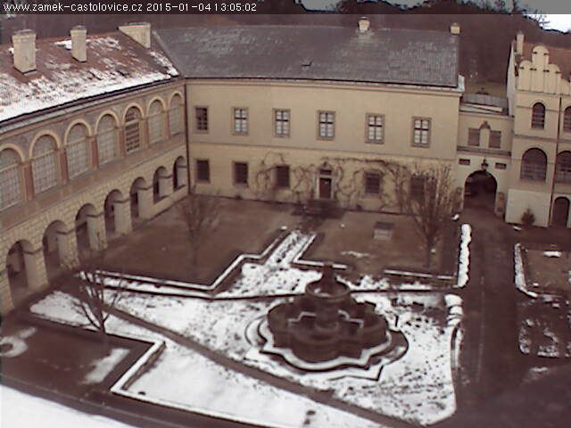 Castolovice - Czech Republic Live webcams City View Weather - Euro City Cam