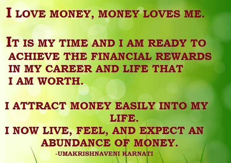 TODAY - DAILY POSITIVE AFFIRMATIONS FOR ATTRACT MORE MONEY, WEALTH, AND FINANCIAL SUCCESS IN YOUR DAILY LIFE #MOTIVATION, #AFFIRMATIONS FOR MONEY #MONEY