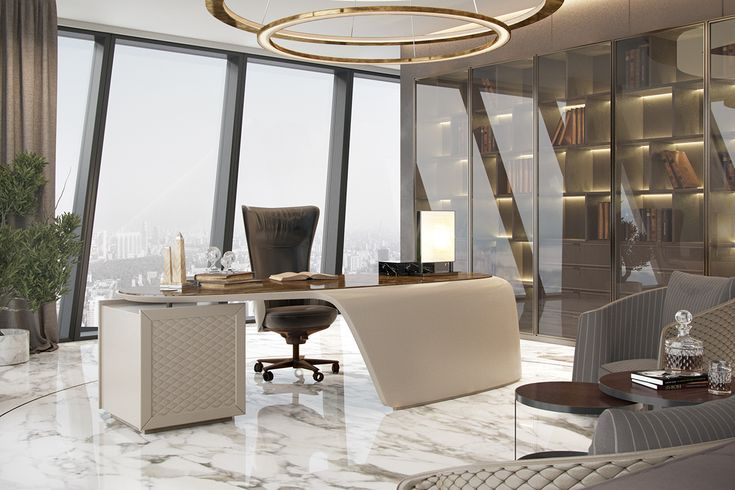 LUXURIOUS OFFICE