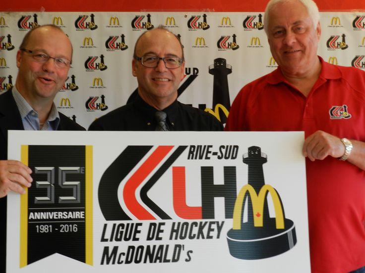 35e saison de la Ligue McDonald's Rive-sud dès samedi - L'Avantage Rimouski