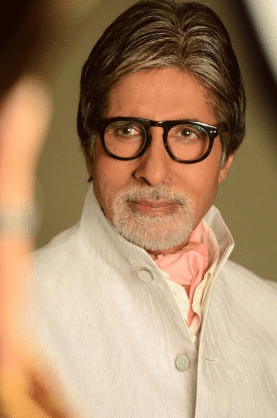 Amitabh Bachchan #1 Bollywood actor