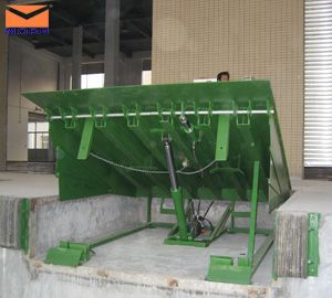 Our dock levelers provide best performance in the high frequency loading/unloading, heavy load and a
