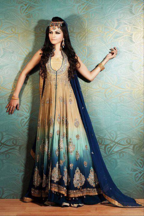 Arab inspired Pakistani dress. Beautiful !!!!!!!!!!!!!!! Beyond words!