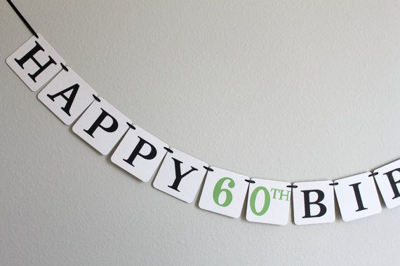 custom birthday banner birthday decorations by thebannercompany