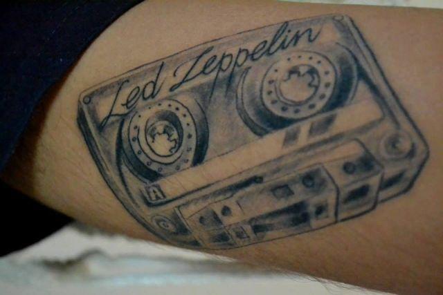 the 25 best led zeppelin tattoo ideas on pinterest led