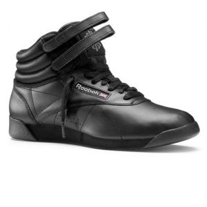 Sneakers Femme REEBOK Freestyle Hi Noir