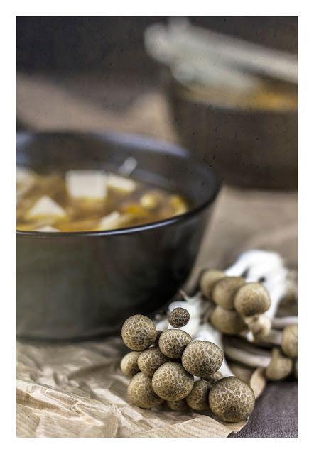 Mushroom miso