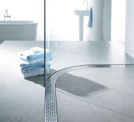 Odpływy prysznicowe narożne i łukowe - przegląd - kanalizacja i odwodnienia - instalacje sanitarne - instalacjebudowlane.pl