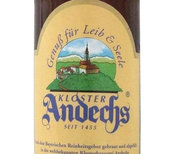 Andechser Weissbier Hell 500ml Beer in New Zealand - http://www.mexicanbeer.co.nz/beer-from-mexico-in-nz/andechser-weissbier-hell-500ml-beer-in-new-zealand/ #Mexican #beer #NewZealand