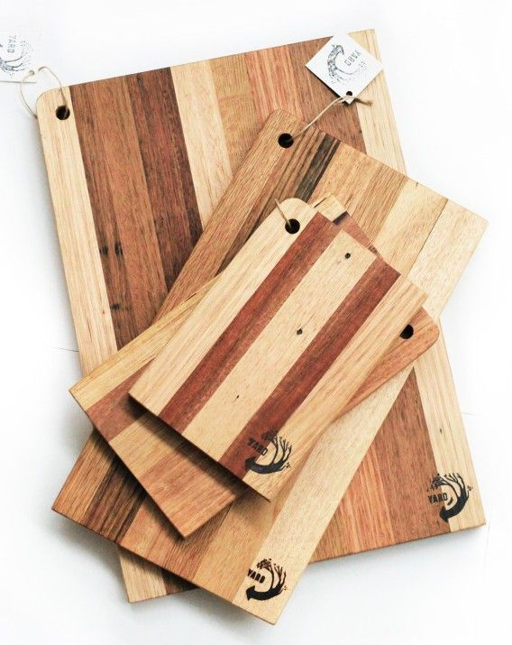 Cheese/ Bread Boards - Recycled Timber Furniture Melbourne, Yard Furniture