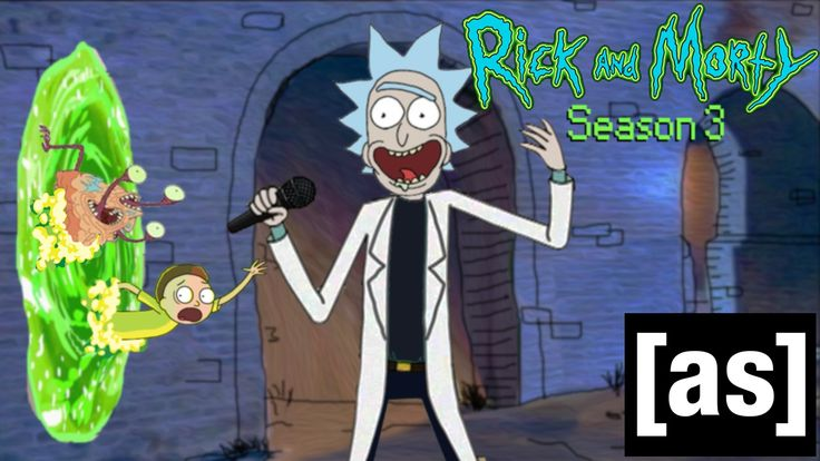 The Exciting Opening Scene of Rick and Morty's Long-Awaited Third Season