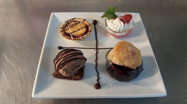 Desserts from yesterdays Sunday Lunch Carvery! Book your table for this Sundays Carvery now by calling 01634 841012(option1)